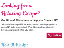 Brush It Off: Paint Bar