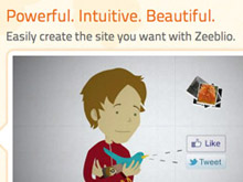 Zeeblio Info Website